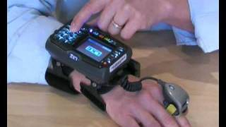 LX HX2 Rugged Wearable Computer