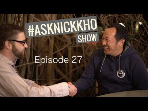 Tyler Burrett of Trap Style Interviews Nick Kho | #AskNickKh