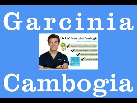 Garcinia Cambogia Extract Review - Weight Loss Formula - As Seen on Dr. OZ