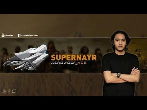 PUBG ASIA GAME FESTIVAL 2018 - SUPERNAYR