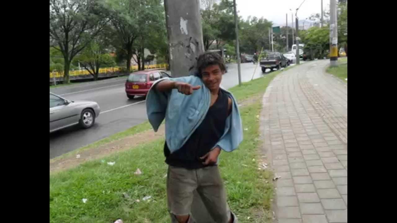 Die Strassen von Medellin Part 1 - YouTube
