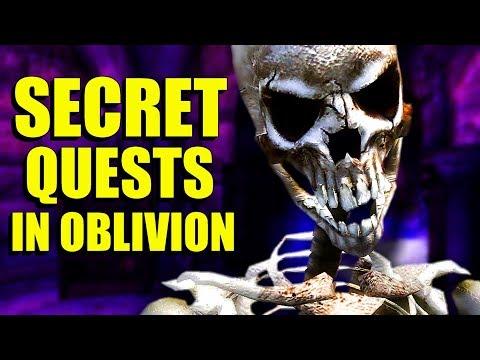 Secret Quests In Oblivion