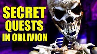 Top 5 Secret Oblivion Quests