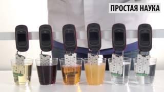 КРАШ-ТЕСТ, куда макать и куда не макать свой телефон: в пиво, сок, кока-колу или масло