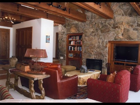 Decoracion de interiores de casas rusticas youtube for Casas rusticas modernas interiores