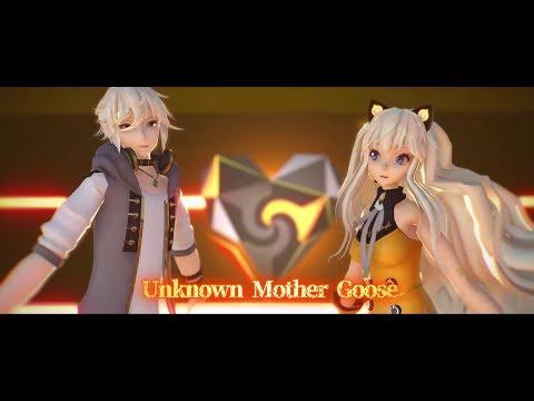 [MMDPV] Unknown Mother Goose [アンノウン・マザーグース] SeeU x HIO