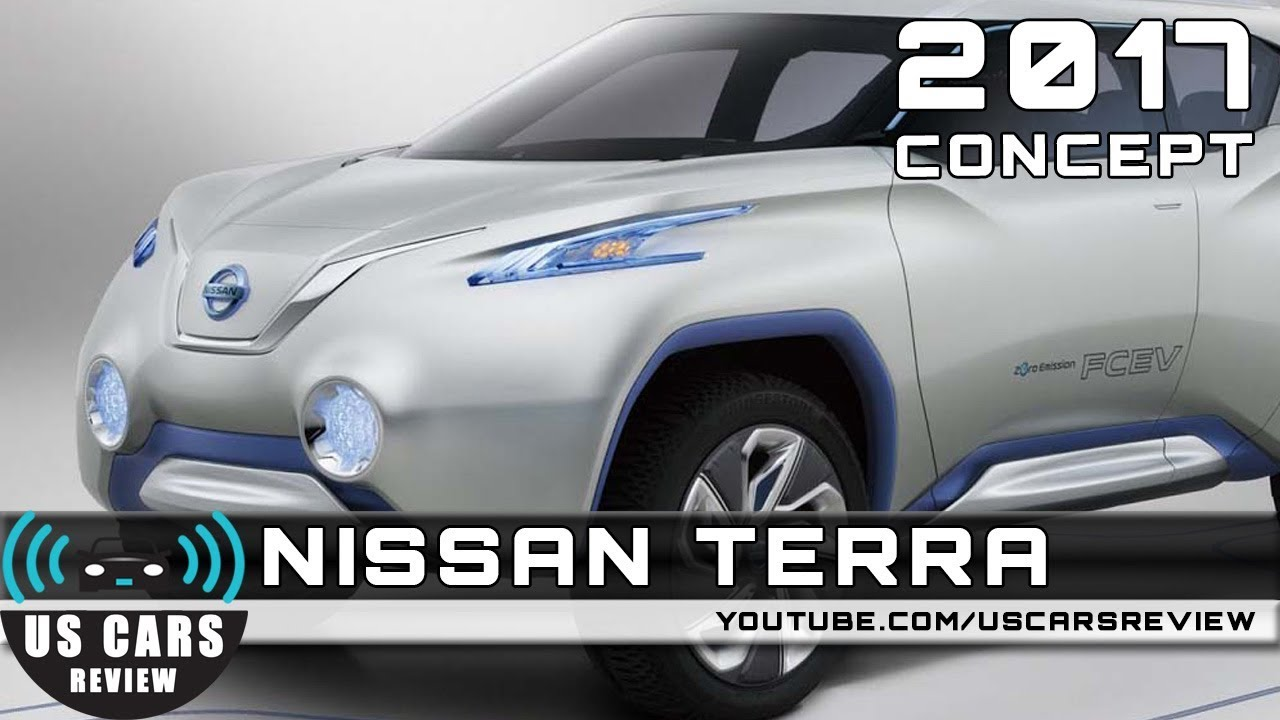 2017 nissan terra concept review youtube 2017 nissan terra concept review vanachro Choice Image