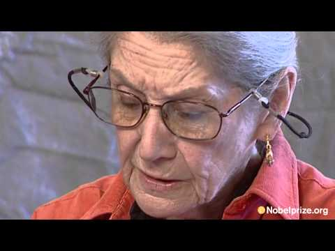 Nadine Gordimer reads a short story
