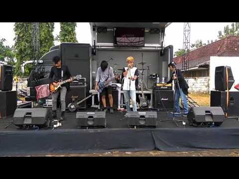 J-rock - tersesal (cover)