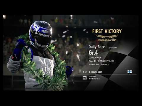 Gran Turismo Sport: Winning the ping monster from South-Africa