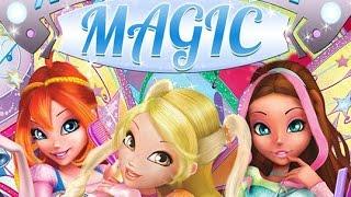 видео Игра Макияж Винкс для Девочек