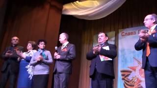 БАС ТВ Празднование в городе Правдинске - 70-летия  Великой Победы