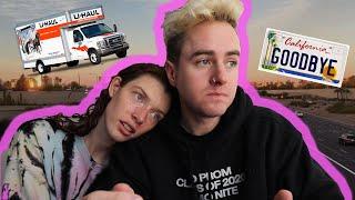 WE'RE MOVING! (emotional goodbye)