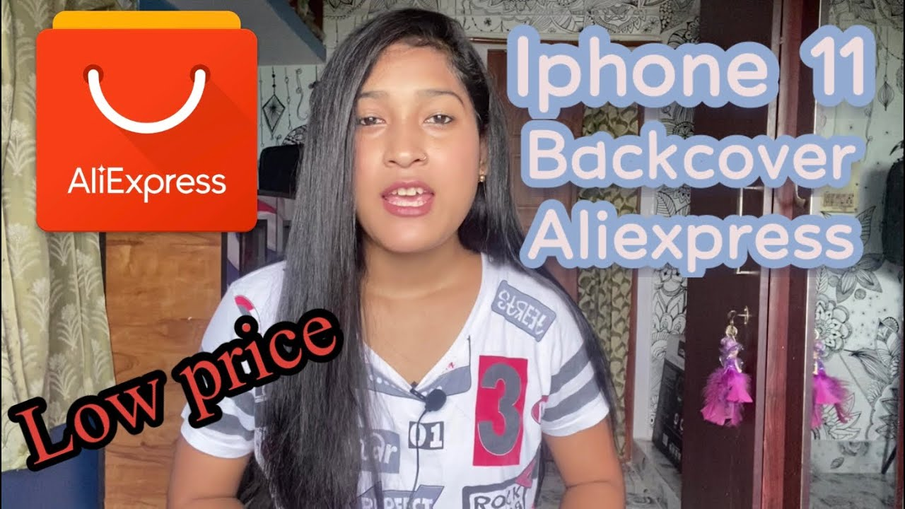 Back cover for iphone11||aliexpress || unboxing and review || AmaziDipti Vlogs || AmaziDipti's World