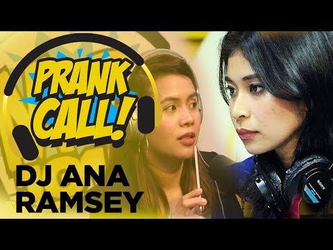 PRANK CALL: DJ Chacha, binabaan ng telepeno ni DJ Ana Ramsey?!