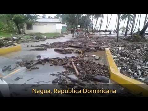 Dominican Republic News 2017   Hurricane Maria in Punta Cana, La Romana, Samana