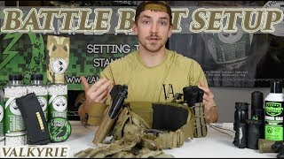 BATTLE BELT SETUP HSGI