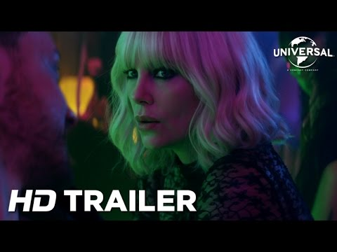 Atômica - Trailer Oficial 2 (Universal Pictures) HD