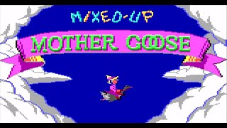 Mixed-Up Mother Goose (1987) [MS-DOS]