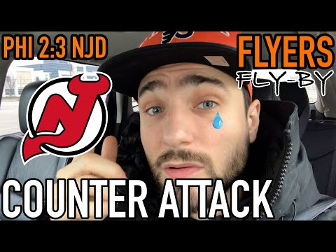 SAME OLD FLYERS HOCKEY [FLYERS FLY-BY - GM45 PHI 2 - NJD 3]