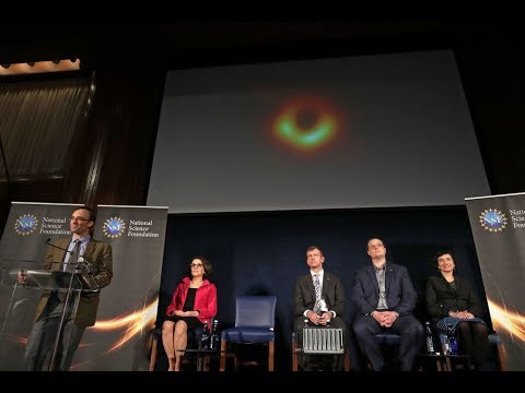 Seeing the Unseeable: The First-Ever Picture of a Black Hole