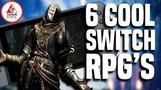 6 AWESOME RPGs Coming To Nintendo Switch