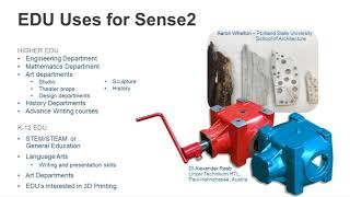 Introduction to Sense: 3D Scanning in the Palm of your Hands Webinar