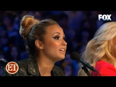 Smule   AutoRap: Demi Lovato gets owned by an X Factor candidate