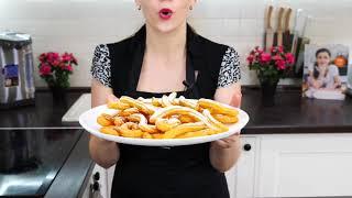 Чуррос, Испанский Десерт, Его Обожают Во Всем Мире (Готовить его очень Просто)