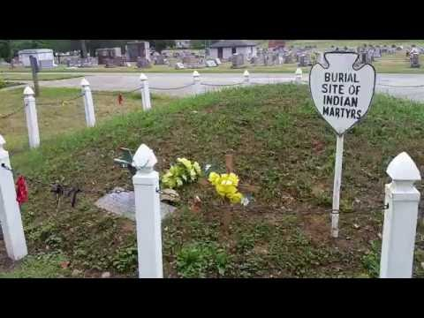 Gnadenhutten Massacre Ohio - August 10, 2016 - Travels with Phil