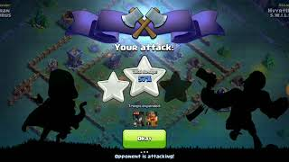 Clash of Clans | Builder Base trial and error | android/ios gameplay