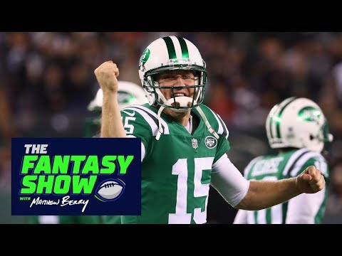 Josh McCown is a legit fantasy football starting quarterback | The Fantasy Show | ESPN
