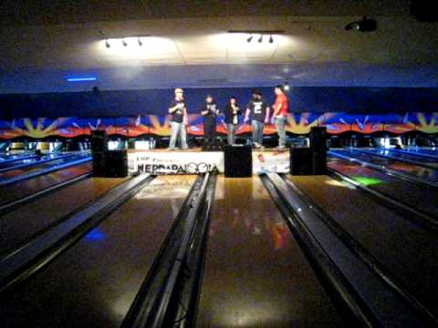 Emergency Pizza Party - Bowling Song @ Casselberry Lanes