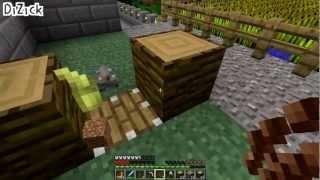 Minecraft Русский Let's Play 126 серия [Ферма Какао!]