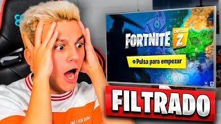 EPIC GAMES HA FILTRADO EL NUEVO MAPA DE FORTNITE.