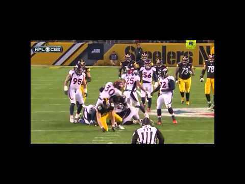 Vicious Dead Ball Hit Worse Than Beckhams Wade Made By Steelers Player Sunday