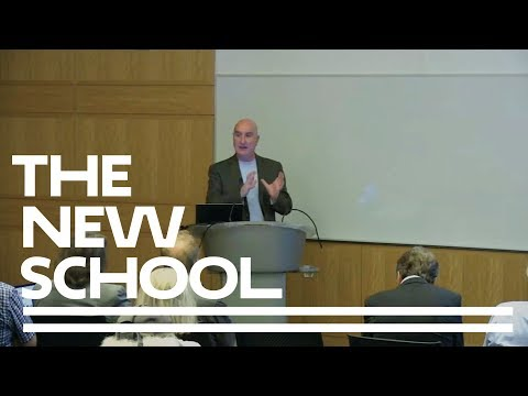 Financing the Transition to Low-Carbon Economy with Nebojsa Nakicenovic | The New School