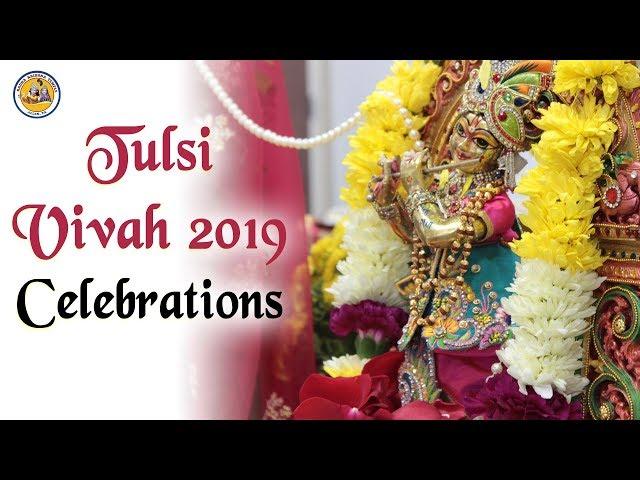Glimpses of Past Tulsi Vivah Celebrations