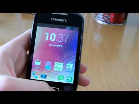 Samsung Galaxy Mini S5570 Cyanogenmod 10.1 (Android 4.2.1)
