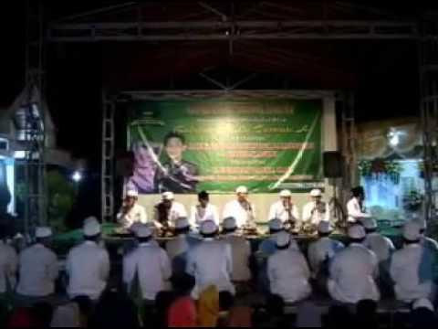 SEKARBAGUS BERSHOLAWAT bersama M.RIDWAN ASYFI feat AHBAABUL MUSTHOFA LAMONGAN