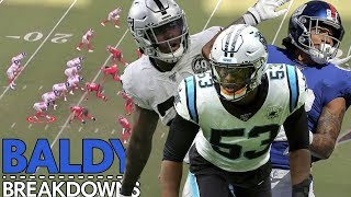 Breaking Down The Top 5 Breakout Stars & Best Rookies of 2019! | Baldy Breakdowns