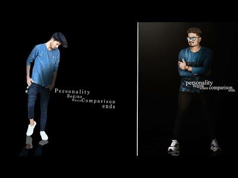 Classic Dark Background Editing | Edit Like Pappaya Gayakwad |PicsArt Dark Black Tone Editing