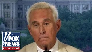Roger Stone on Paul Manafort's imprisonment