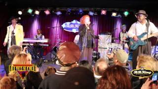 Kid Creole & The Coconuts with Cory Daye @ BB Kings NYC 3-25-2015