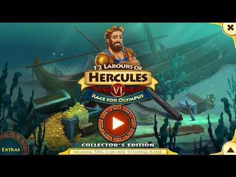 12 Labours of Hercules VI: Race For Olympus - Cinematic Scenes |