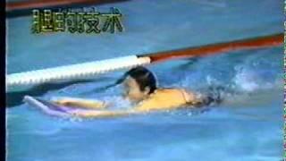 04蝶泳教學示範
