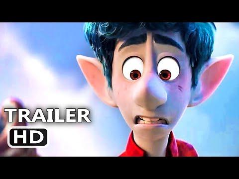 ONWARD Trailer # 3 (NEW 2020) Pixar Disney Movie HD
