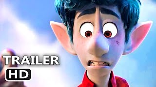 ONWARD Trailer # 3 (NEW 2020) Pixar Disney Movie HD