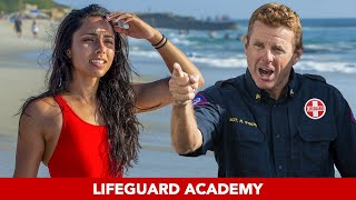 I Tried Lifeguard Academy