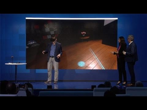 Creating Virtual Reality Worlds